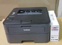 Brother HL-L2360DN Home Office Laser Drucker mit LAN Duplex nur 4553 gedr. Seite