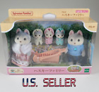 Sylvanian Families Husky Dog Family FS-41 Set Calico Critters Epoch Japan