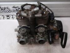 Kawasaki Invader 340 Twin Snowmobile Complete Engine, Nice! Liquifire