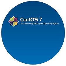 Linux CentOS 7 Server 64 Bit DVD