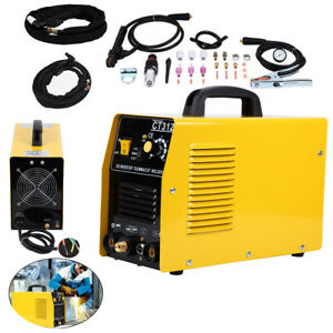 CT312 3 in1 Air Inverter Plasma Cutter Welder TIG/MMA Welding Cutting Machine