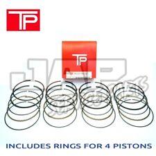 TPR JAPAN OEM PISTON RINGS SET X4 STD | Mazda MX5 1990-2005 1.8 BP Engine