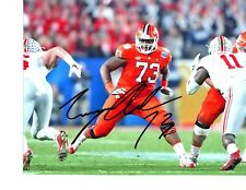 Tremayne Anchrum Jr. Clemson Tigers signed autographed 8x10 football photo b