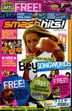 SMASH HITS 2003 BEYONCÉ KNOWLES BUSTED