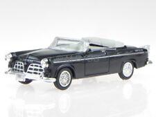 Chrysler C-300 Cabrio 1955 nero modellino NewRay 1:43
