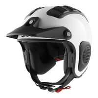 Casco moto SHARK ATV-DRAK BLANCO  talla S