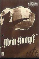 """IFB Illustrierte Film Bühne Nr. 5341 """" Mein Kampf """""""