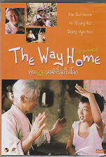 The Way Home Korean Movie Sub Eng <Brand New DVD>