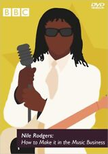 NILE RODGERS: HOW TO MAKE IT IN THE MUSIC BUSINESS - BBC DOCUMENTARY DVD chic