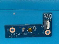 """HP ENVY 17 17,3"""" 17-1000 SCHEDA CON PULSANTE ACCENSIONE POWER ON DASP8APB6B0"""