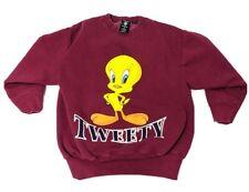 Vintage Tweety Bird Shirt 1997 M Long Sleeve Warner Bros Studio Store VTG