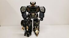 Power Rangers MMPR Special Edition Black & Gold Deluxe DX Megazord morpher 1993
