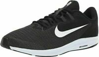 Nike Men's Downshifter 9 Running Shoe Size (US) Wide 4E, Black/White Choose Size