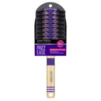 John Frieda Frizz Ease Smooth Style Boar Bristle Vented Round Brush #85512