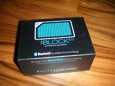 Brand New~ Block 5.0 Wireless Speaker Bluetooth Multitech Audio indoor Outdoor