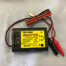 1-4 Cell Lipo Field Charger, 12v Input , 3a max charge ,UK Stock, UK Model shop