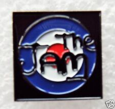 THE JAM enamel pin badge Mod revival New Wave Punk Rock Scooter Biker Power Pop