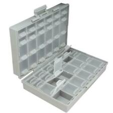 Aidetek Boxall48 48 Lids Empty Enclosure SMD SMT Organizer Surface Mount Boxes