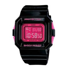 CASIO GMN-550-1BJR G-SHOCK MINI Limited Edition Watch Black/Pink Japan Tracking