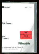Microsoft Windows SQL Server 2016 Standard 5 User CAL
