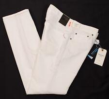 Tommy Bahama Baja Coast Vintage Slim Fit Jeans Pants Mens 38 X 30 White