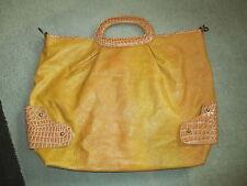 Mustard Women's Large Handbag