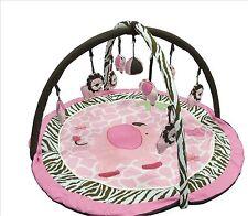 Playgym - Pink Safari Playmat by Sisi Baby Design
