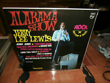 "jerry lee lewis""alabama show""lp12"".fr.ph.14549.biem 60's.rare édition..."