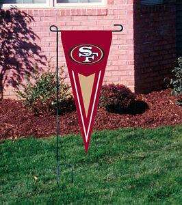 San Francisco 49ers Outdoor Pennant