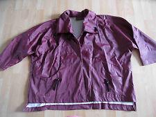 Marc Abbas stylé jupe + veste polyuréthane Bordeaux OneSize hmi1