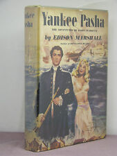 BCE, with leter signed by author, Yankee Pasha by Edison Marshall, favorite