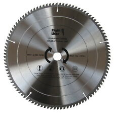 TCT Circular Saw Disc Blade For Aluminium Cutting. 355mm x 25.4mm or 30mm bore.