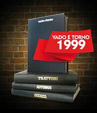 Rivista VADO E TORNO rilegata 1999