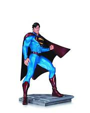Superman Man of Steel Statue by Cully Hamner DC Collectibles UK Seller