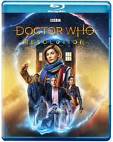 Doctor Who: Resolutions [New Blu-ray]