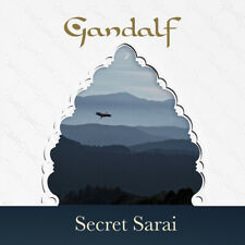 GANDALF Secret Sarai CD NEU / Ambient / Guitar Music / World Music
