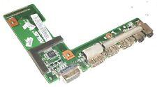Asus A52J / K52J /K52JR / X52J USB / Audio Board P/N 60-NXLD1000