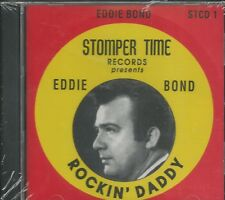 EDDIE BOND  - Rockin' Daddy - CD -  BRAND NEW