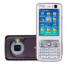 Pristine Condition Nokia N73 Silver grey Plum (Unlocked) Smartphone UK SELLER