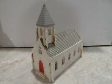 O SCALE PLASTICVILLE CHURCH