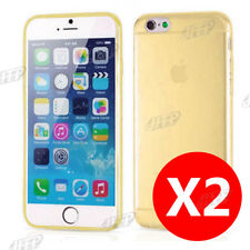 Buy 1 get 1 Free Ultra Slim Gold iPhone 6Plus / 6s Plus Gel Case Cover for Apple