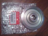 HONDA GENUINE OEM EK9 Civic Integra Type-R N1 CRANK PULLEY LIGHTWEIGHT B Series
