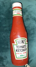 Vintage Heinz Ketchup Bottle Phone 1984 telephone - Tested Working