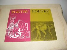 1973-74 Poet Louis Zukofsky A-22 First Appearances