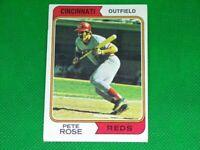 1974 Topps #300 Pete Rose Make An Offer