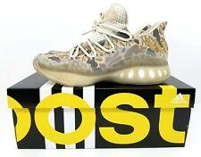 ADIDAS SM Crazy Explosive LowGaun Camouflage White Gold Sneaker DA9713 Sz 7.5