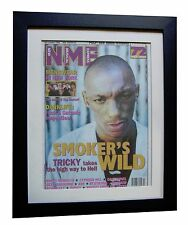 TRICKY+MAXINQUAYE+NME 1995+RARE ORIGINAL+VINTAGE+POSTER+FRAMED+FAST GLOBAL SHIP