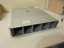 "HP MSA70 25 Disk 2.5"" SFF SAS JBOD Storage Array Enclosure 418800-B21 Single IOM"