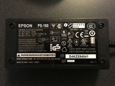 Epson PS-180 Receipt Printer Power Supply (M159B) 3-Pin A/C Adapter