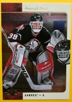 2015-16 Upper Deck UD SP Retro #R32 Dominik Hasek 95/96 Throw Back